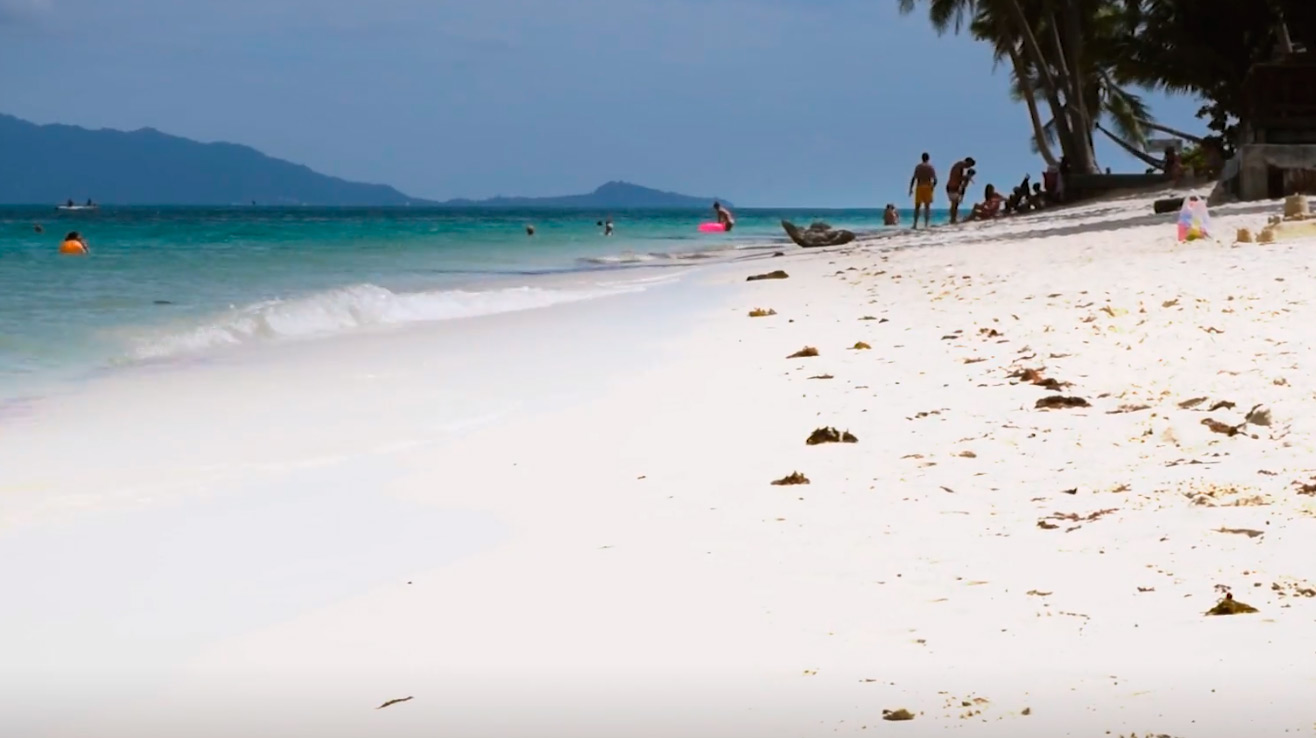 Лучшие пляжи на Самуи - Пляж Бан Тай