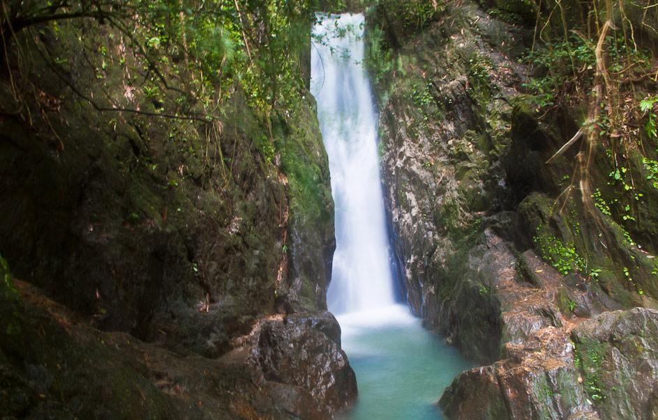 Национальный парк Кхао Пра Тео водопад