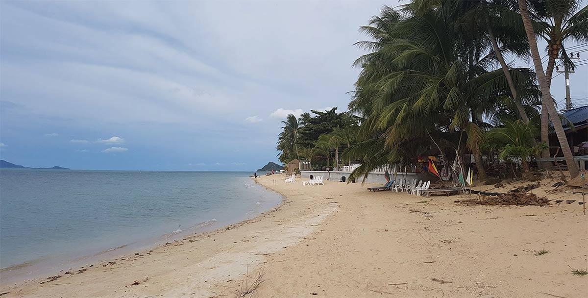 Пляж Банг По (Bang Po Beach)