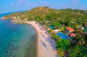 Пляж Тонг Сон (Thongson Beach)