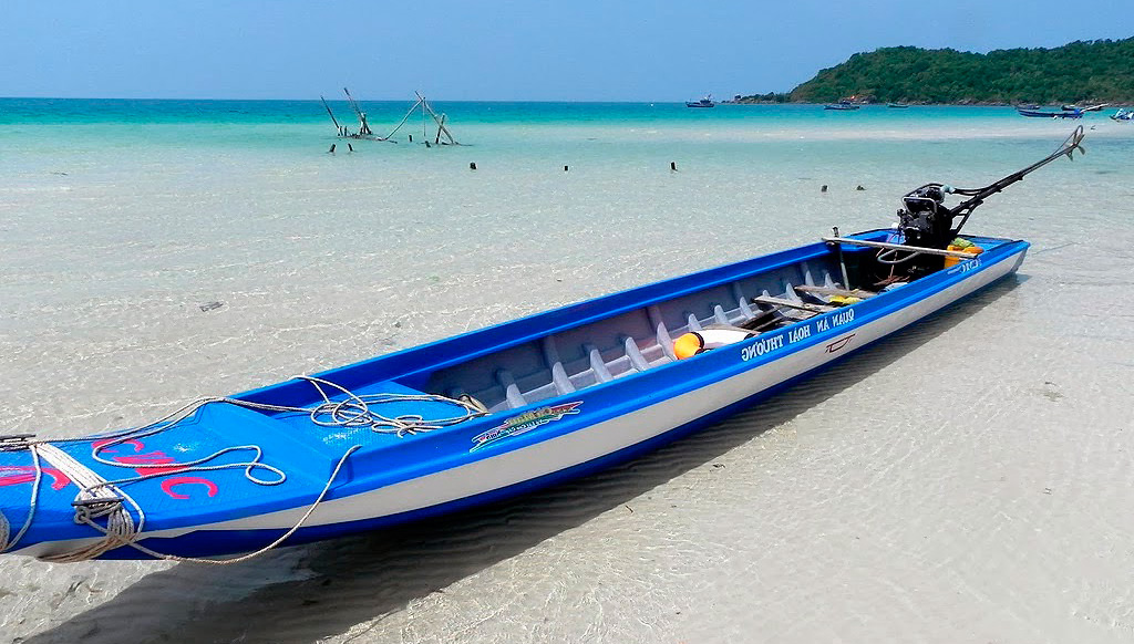 Пляж Бай Кхем (Bai Khem Beach) Вьетнам