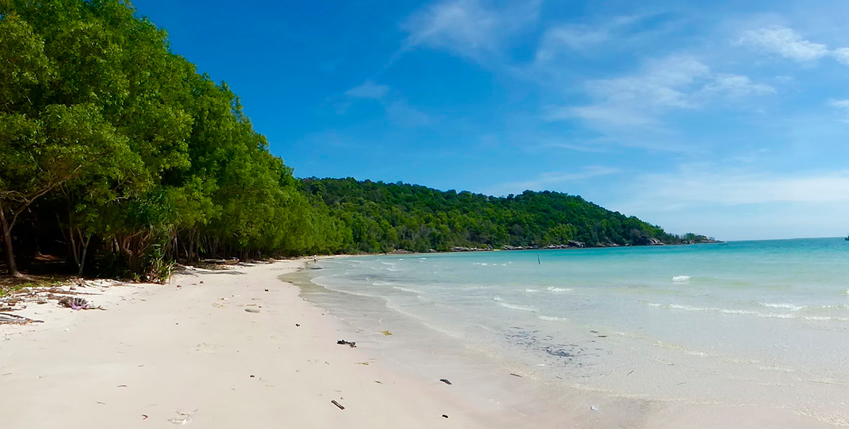 Пляж Бай Кхем (Bai Khem Beach)