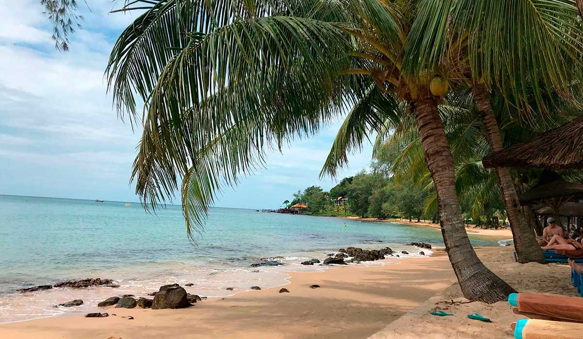 Пляж Бай Онг Ланг (Bai Ong Lang)