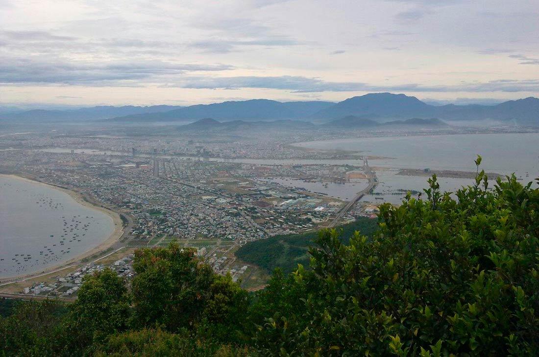 Гора Шонча (Núi sơn trà)