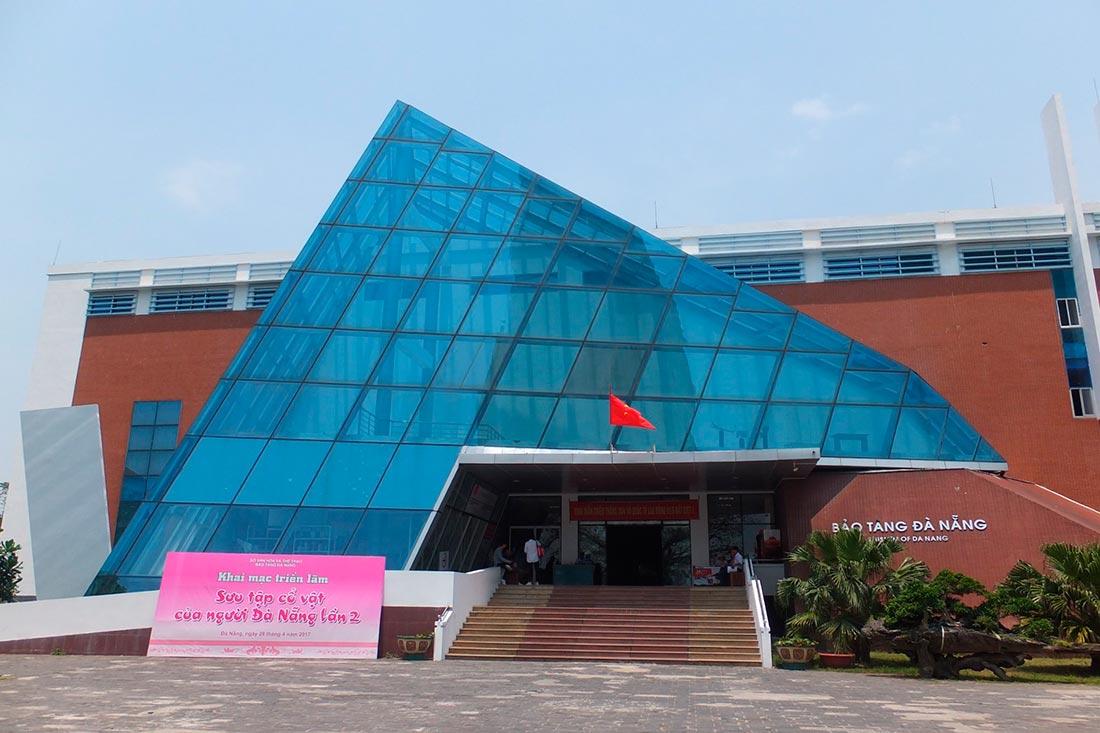 Музей Дананга (Museum Da nang)