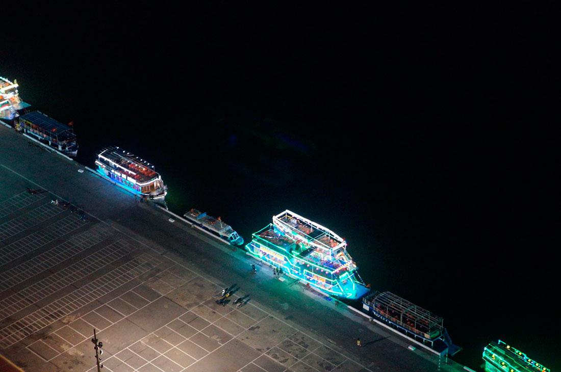 Речной круиз по реке Хан (Da Nang Han River Cruise)