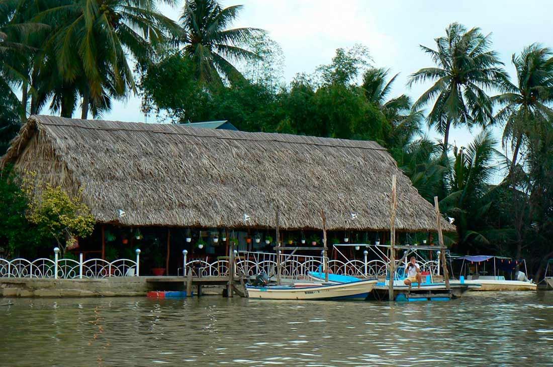Река Кай Нячанг