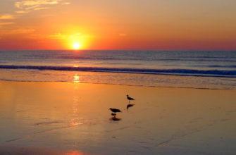Пляж карон бич пхукет