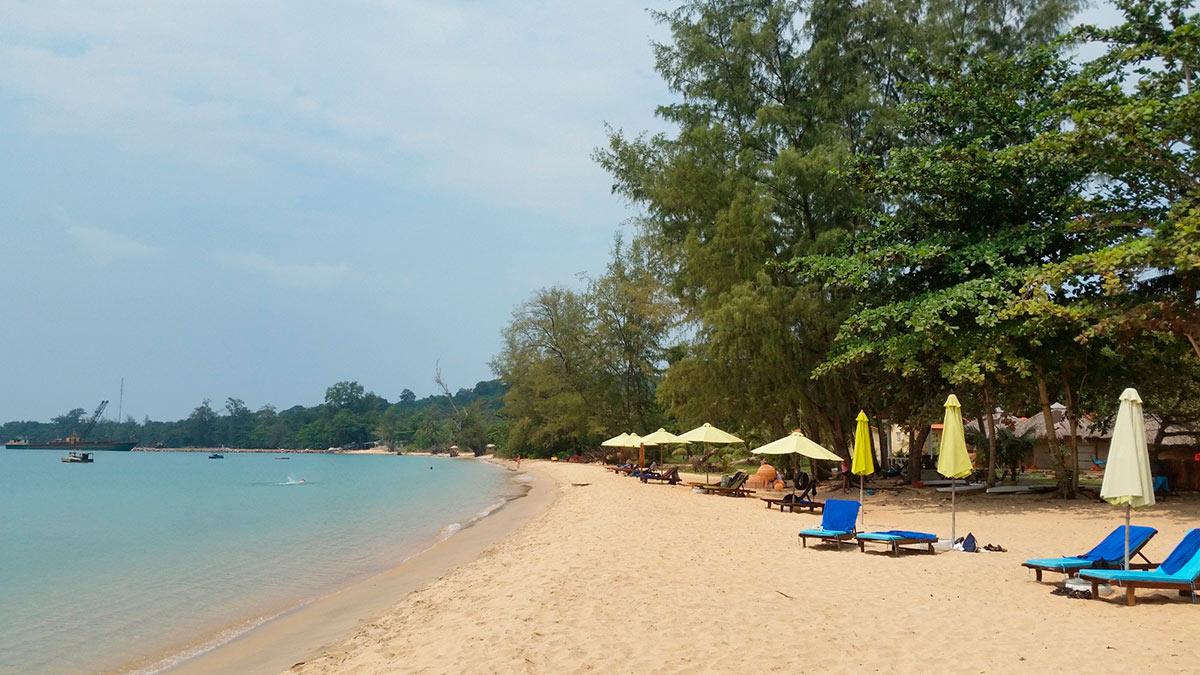 Пляж Вунг Бао (Vung Bao Beach)