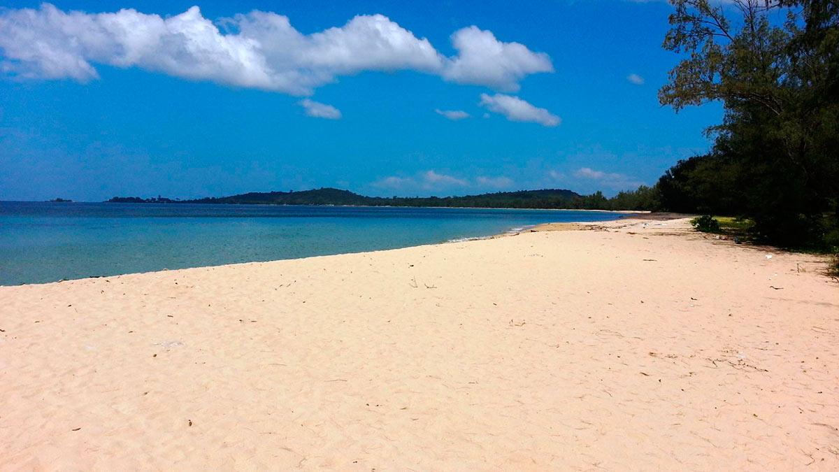 Пляж Вунг Бао (Vung Bao Beach) Вьетнам