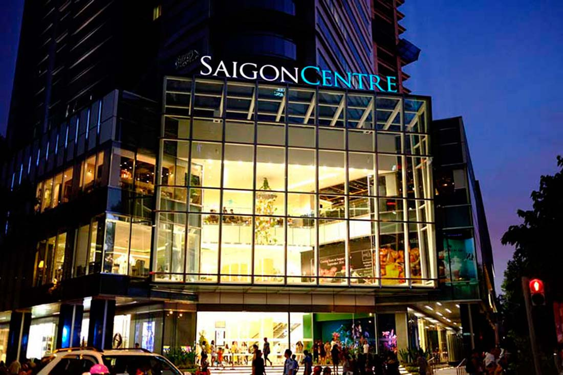 Saigon Centre (Сайгон центр)