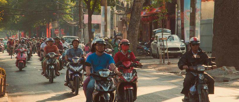Аренда байка во Вьетнаме, стоимость проката, нужны ли права