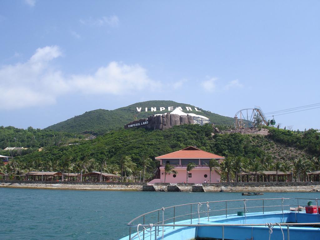 Винперл  остров развлечений в Нячанге