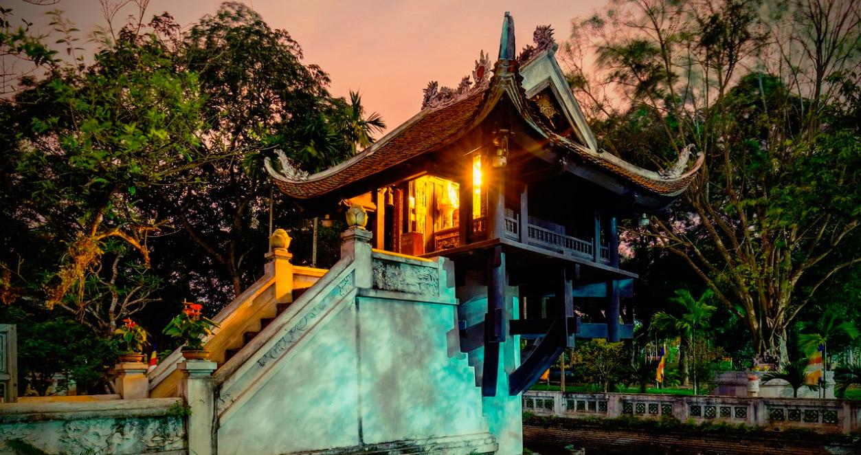 Что посмотреть в Ханое: самые интересные достопримечательности и экскурсии, фото и карта