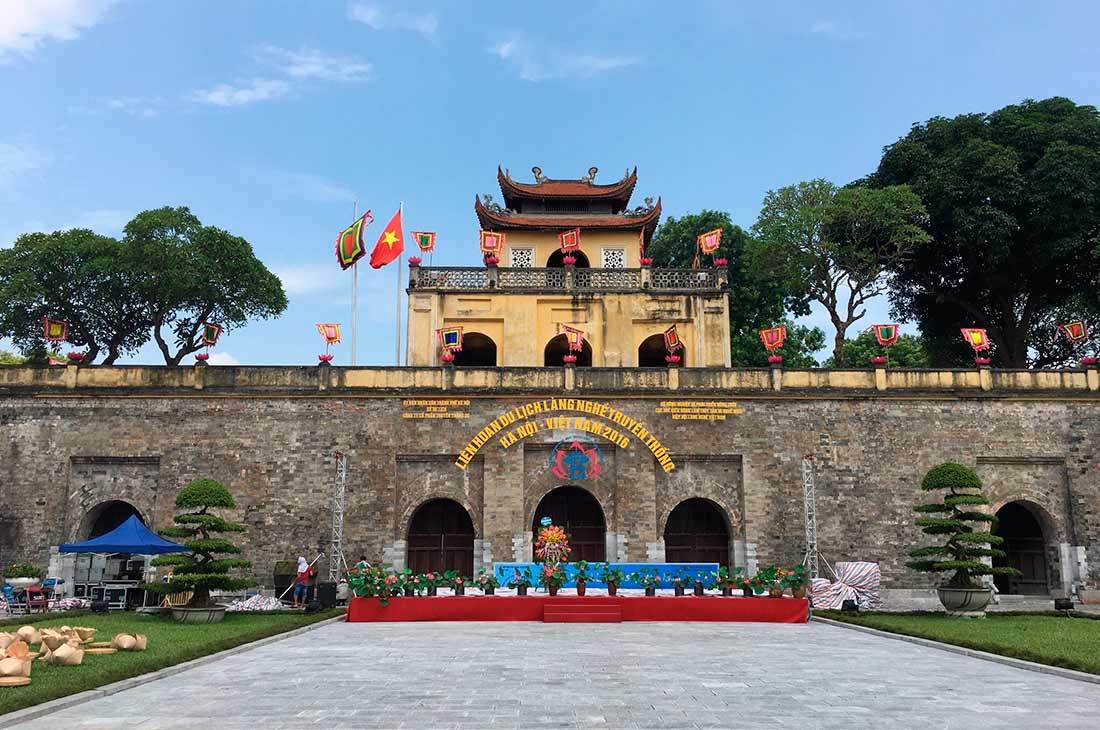 Крепость Ханоя