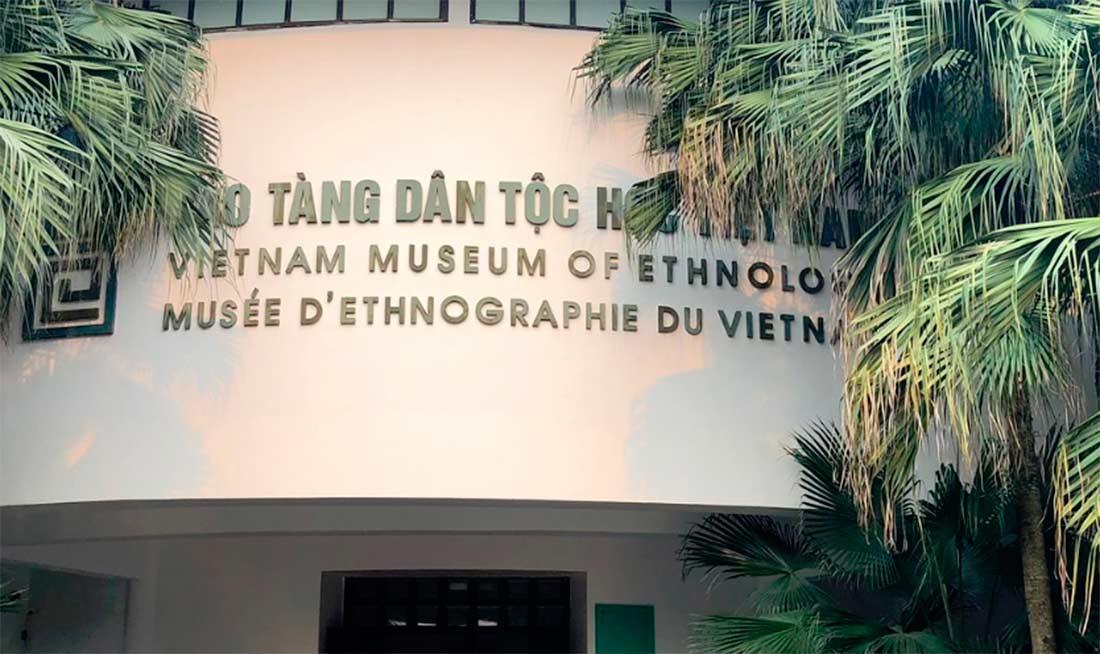 Музей этнологии в Ханое