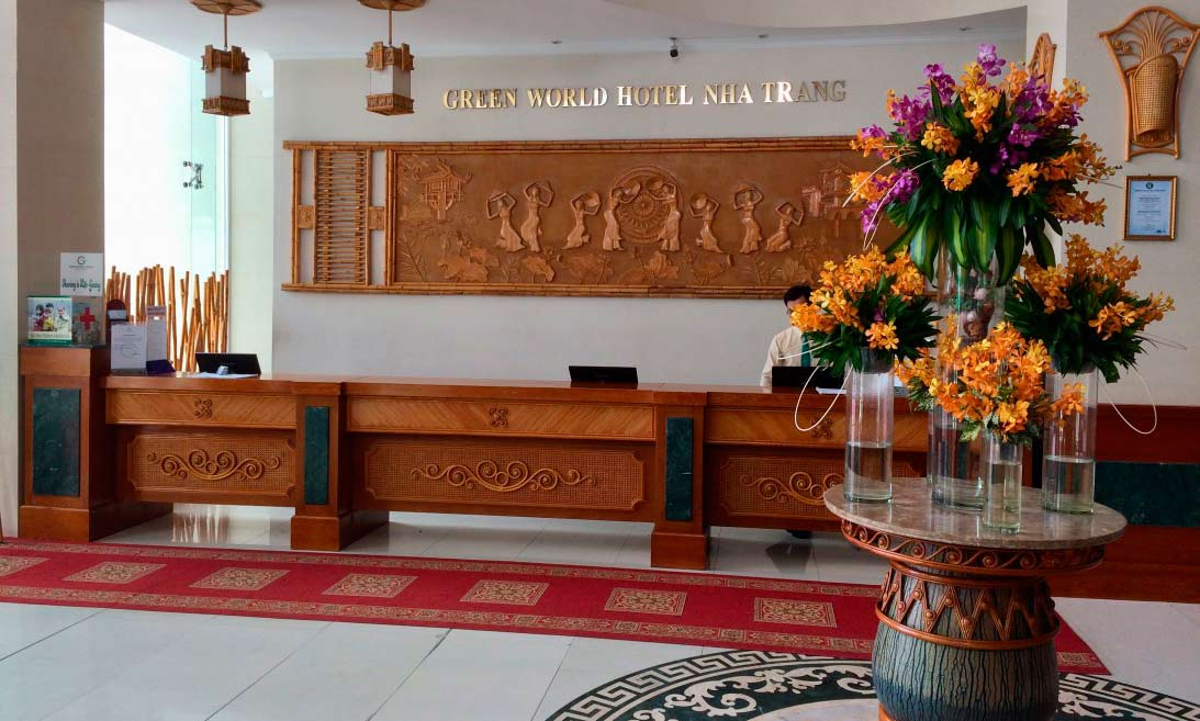 Green World Hotel подборка лучших отелей в Нячанге
