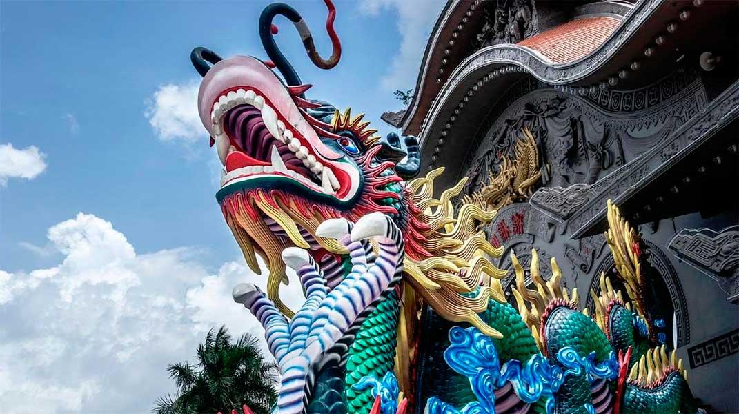 Парк развлечений Суой Тьен (Suoi Tien)