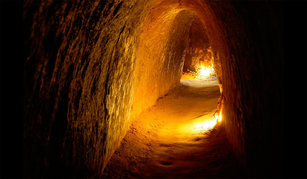 Партизанские тоннели – Кути