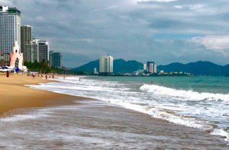 городской пляж Чан фу