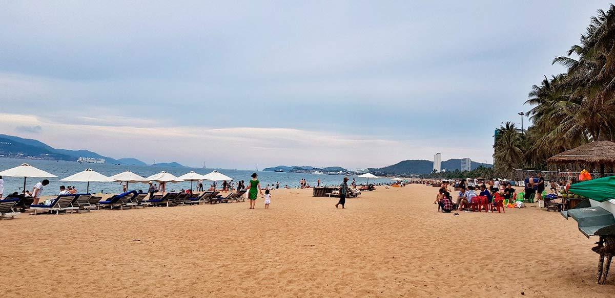 Лучшие пляжи Нячанга