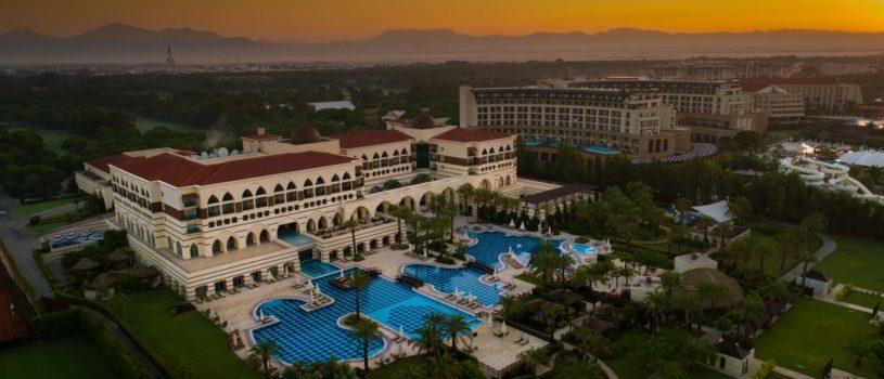 ТОП-5 лучших отелей рядом с Анталией