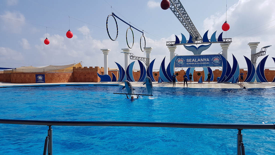 Sealanya Sea Park