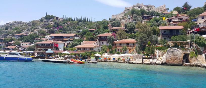 Демре, Миры и Кекова в Турции