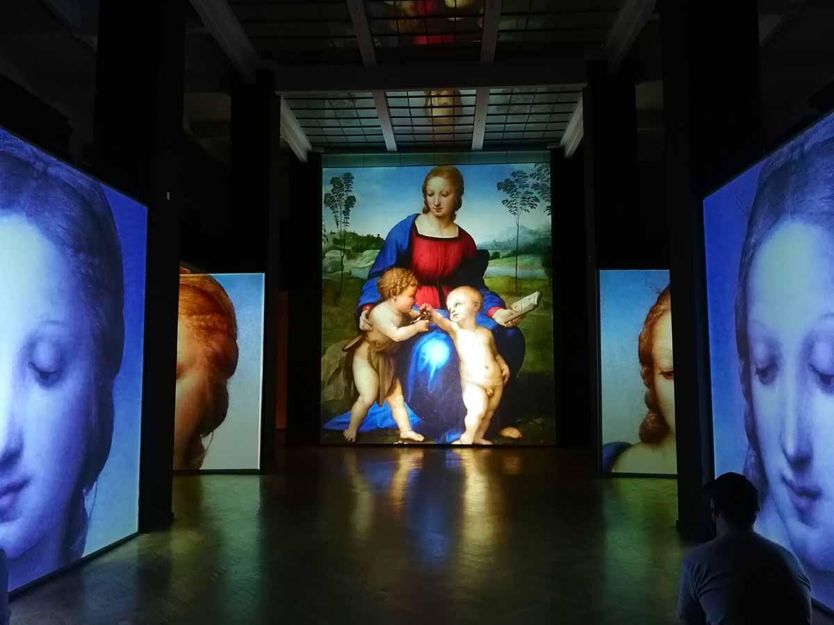 зал эпохи Ренессанса