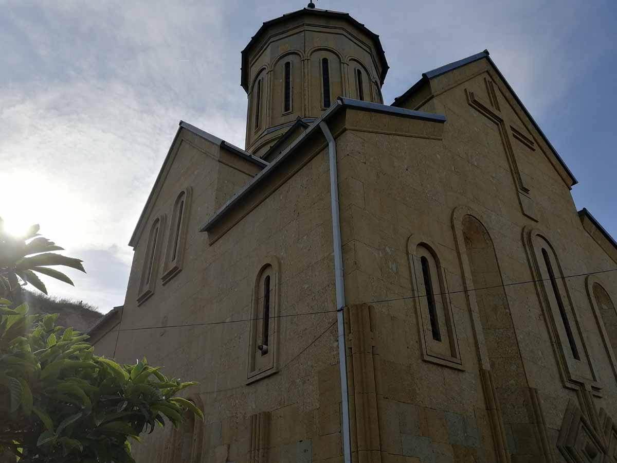 церковь Нарикала