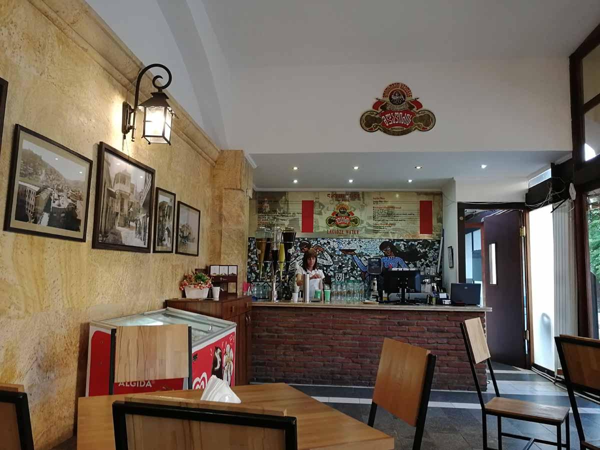 Ресторан Воды Лагидзе