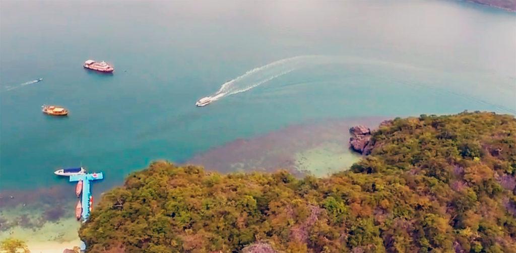 Морской парк Ангтонг