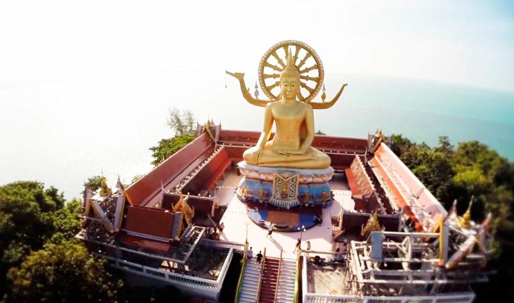 Статуя большего Будды