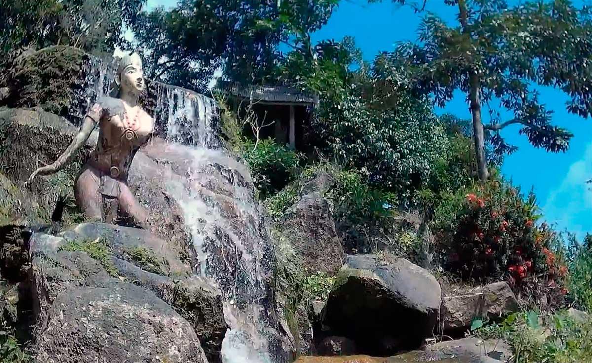 Водопад Khowyai