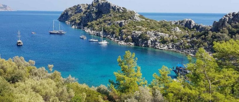 ТОП-10 лучших курортов Турции для отдыха с детьми
