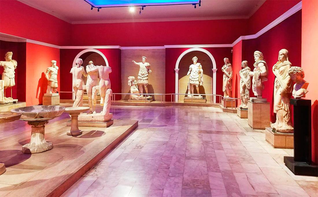 Археологический музей в Анталии