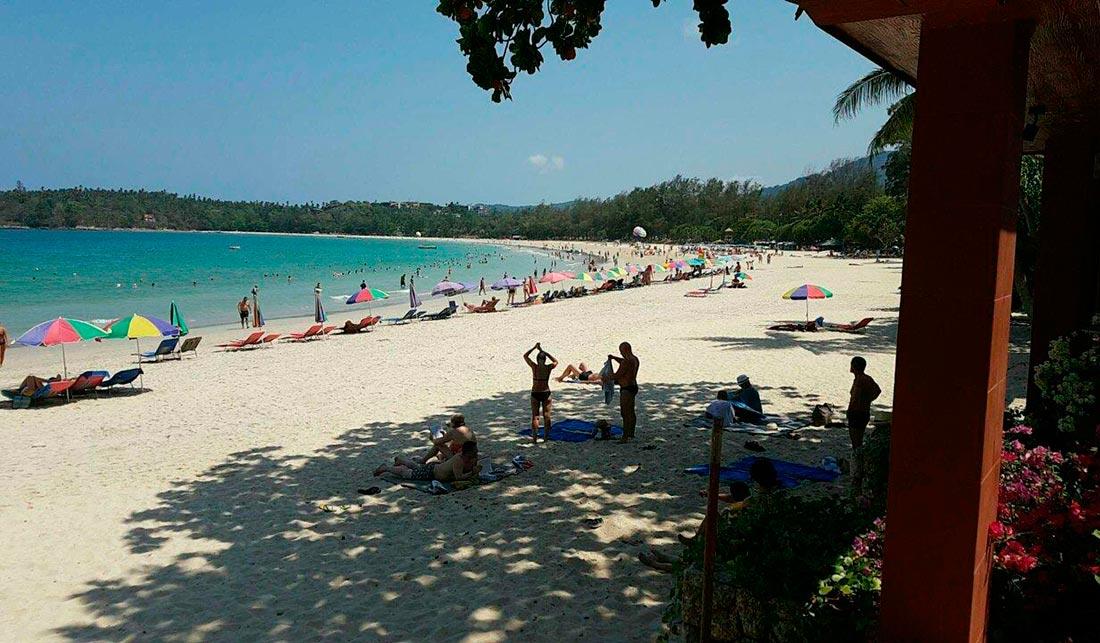 Пляж Ката Ной (Kata Noi Beach)