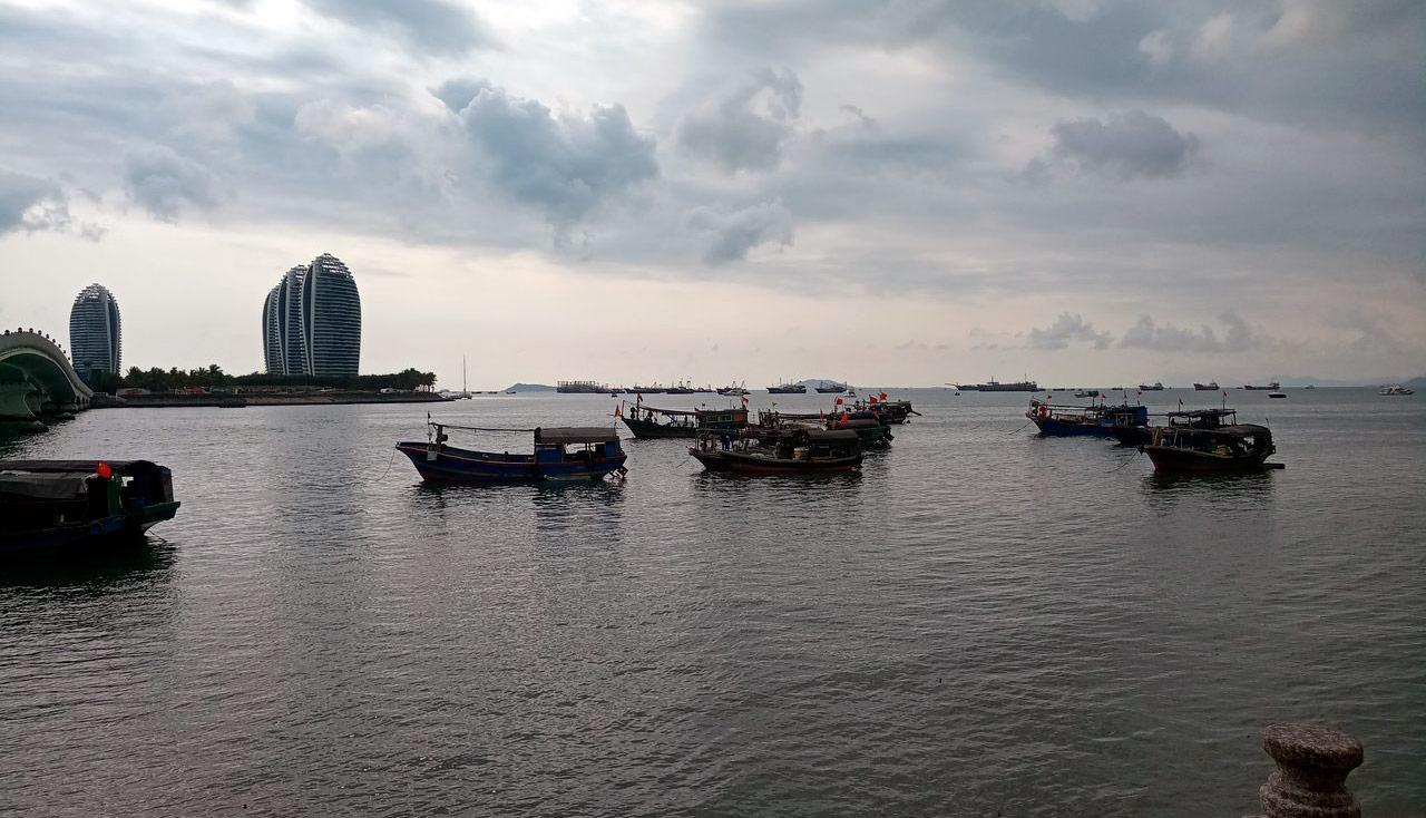 Остров Феникс - Хайнань