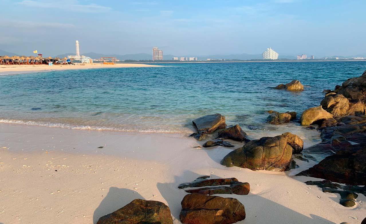 Остров Пиратов - Хайнань