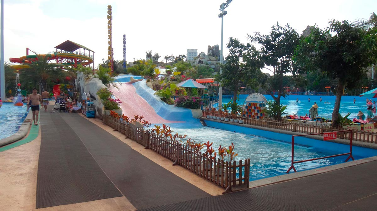 Аквапарк Sanya Dream Water Park