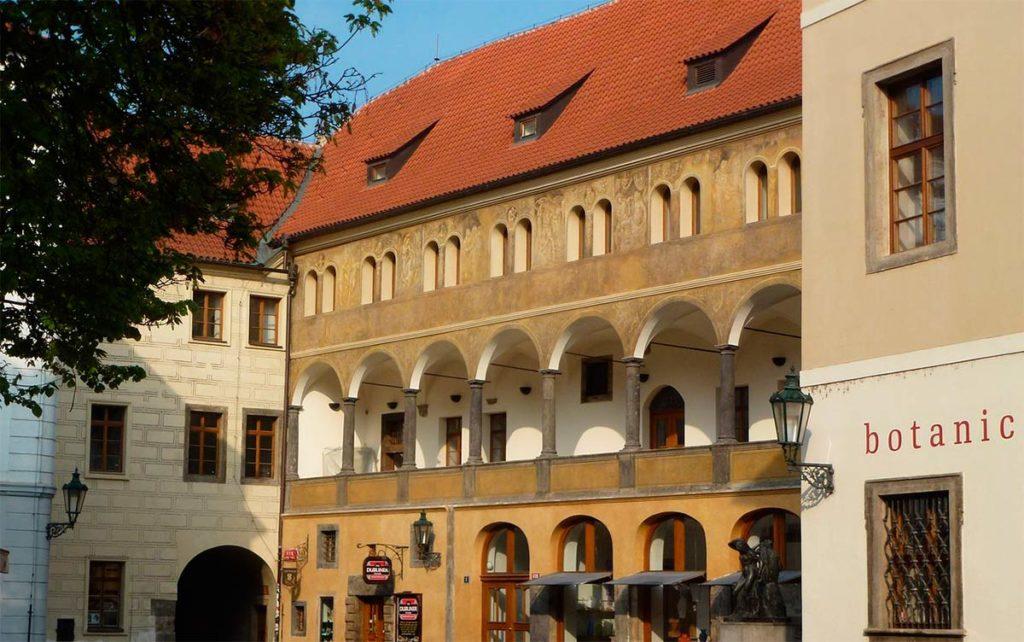 Дворец Грановских