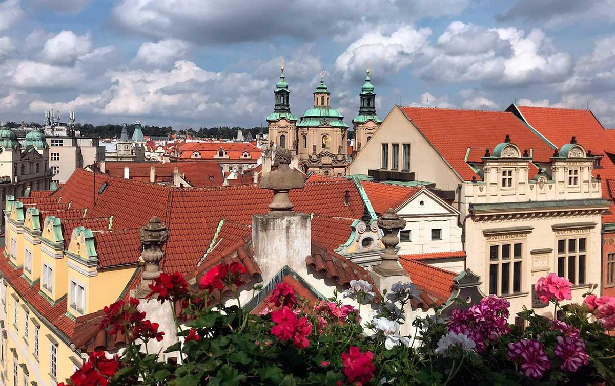 Ресторан У Принца в Праге