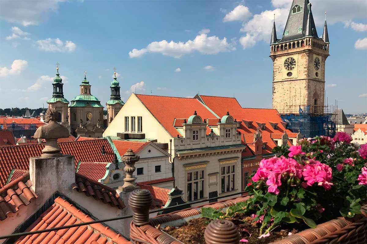 У Принца Прага