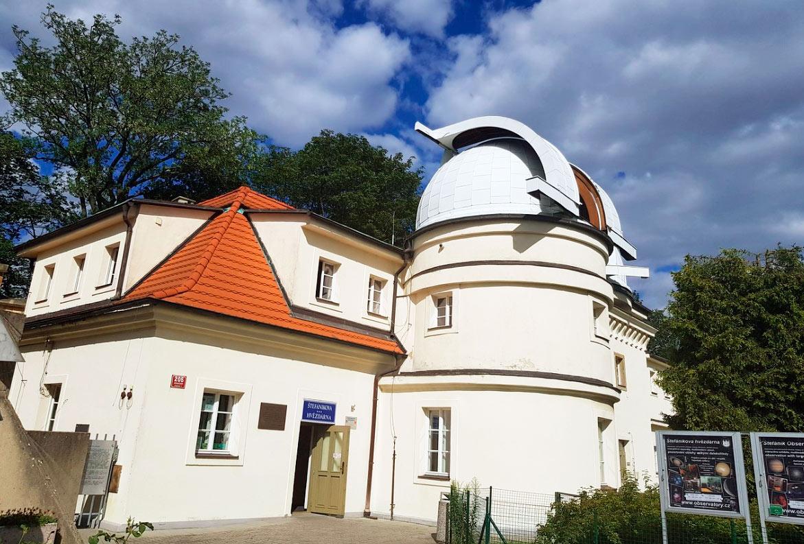 Обсерватория в Праге