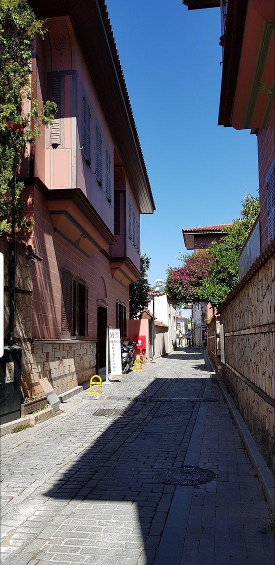 Старый город Антальи