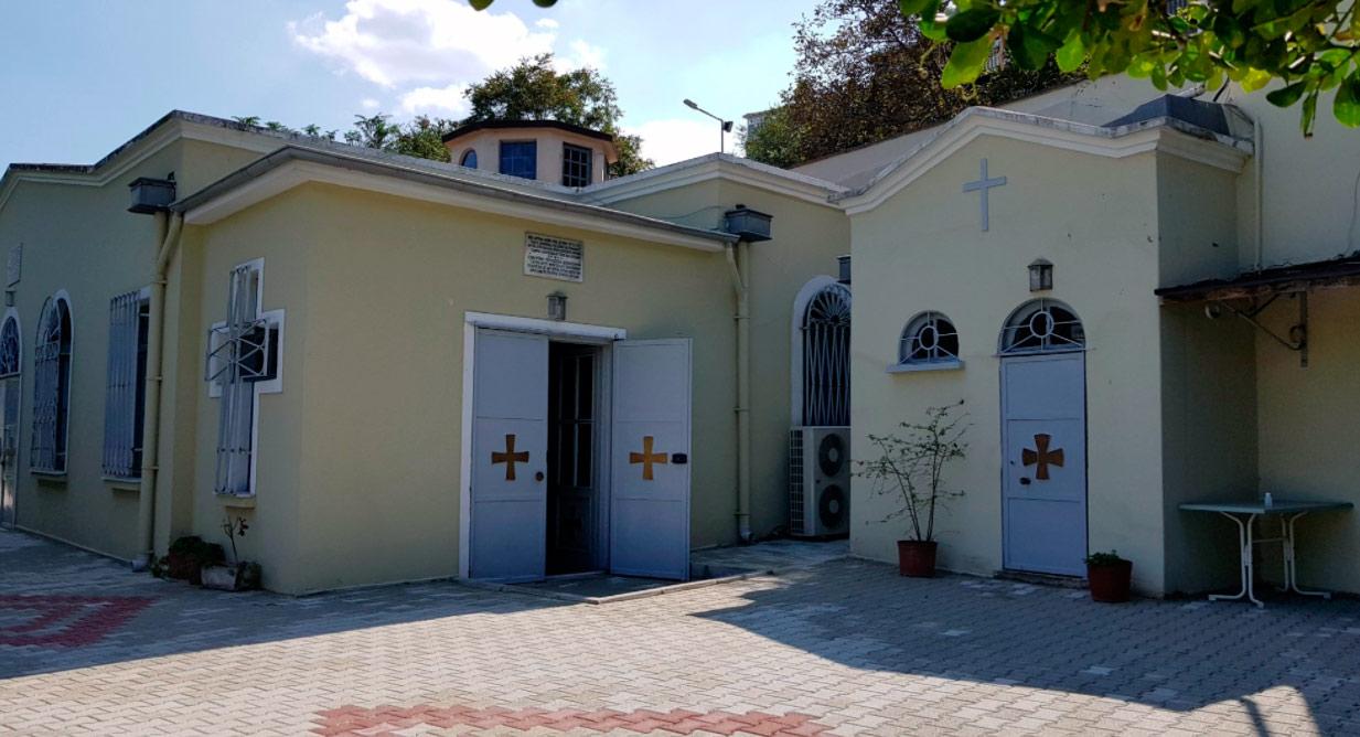 Церковь Влахернской Богородицы
