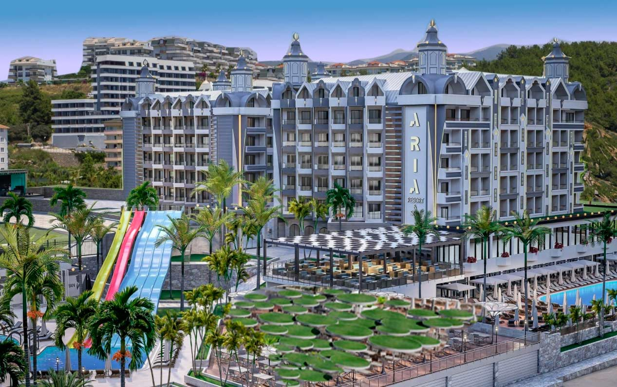 Aria Resort & Spa